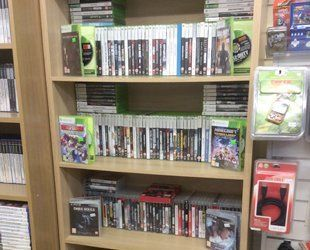 game DVDs