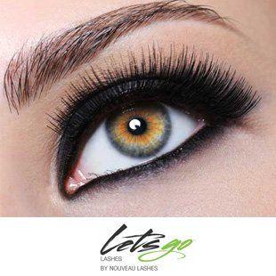 Let's Go Eyelashes by Nouveau
