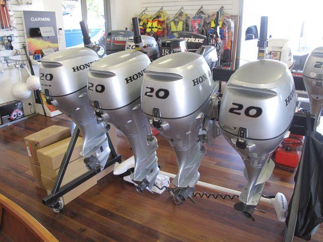 Honda 20hp  Engines