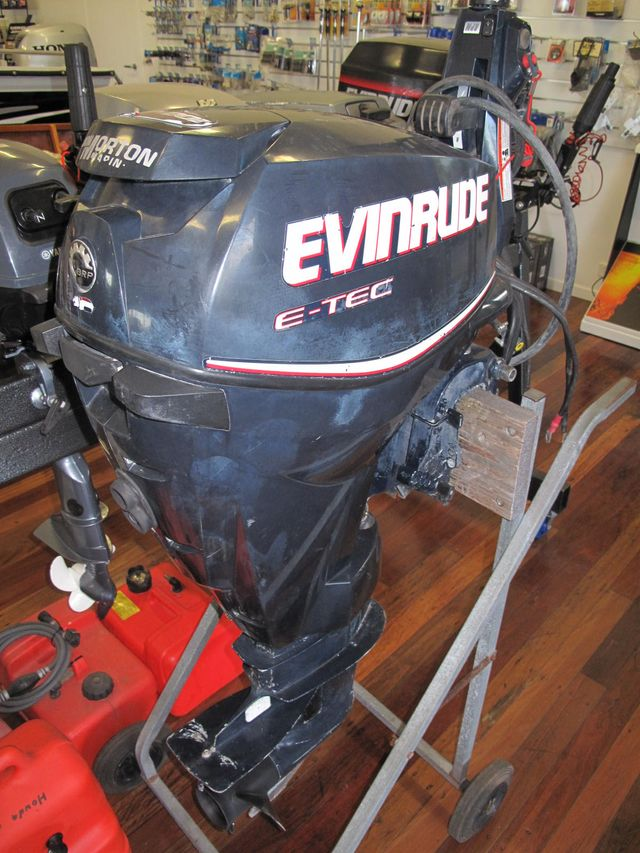 Outboard Motors | Caloundra | Custom Craft Marine QLD | Custom Craft
