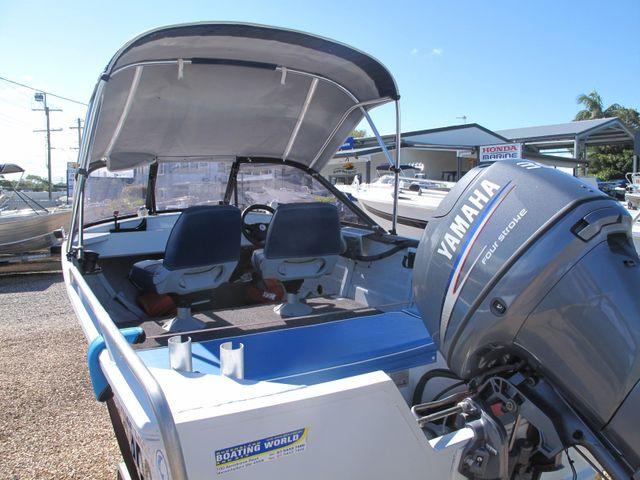 Quintrex 5.00 Sea Breeze Runabout-1