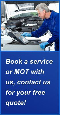 Mechanics - Market Harborough - Senior Garage Services - Mechanical repairs