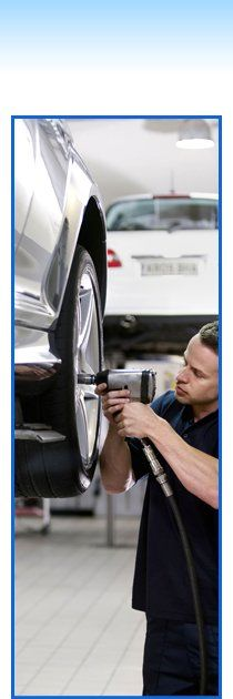 Mot test centre - Market Harborough - Senior Garage Services - Mechanical services