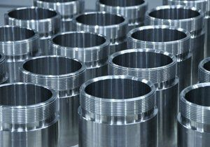 Metal components manufacturing