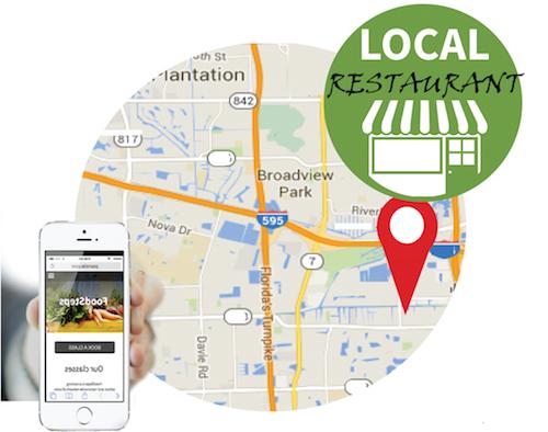 mobile websites for restaurants