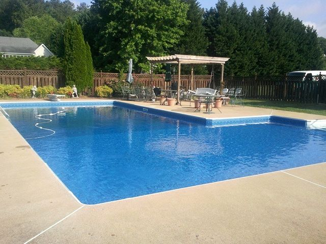 opening/closing chattanooga pools
