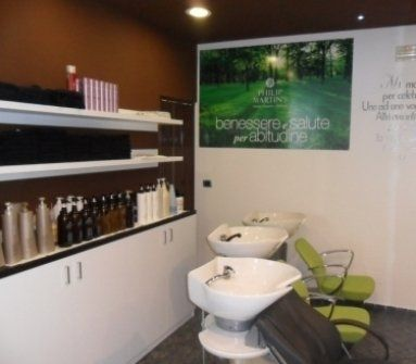 shampoo, balsamo, capelli naturali