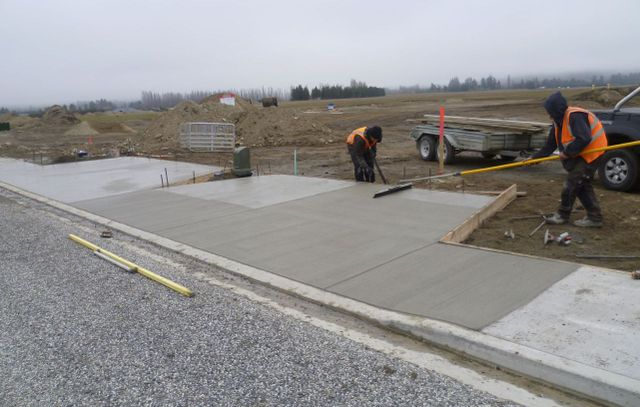 contact the experts in kerbing and landscaping