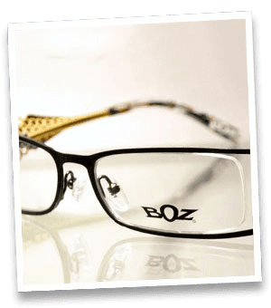 Opticians - Oxford - P B Conway Opticians - eyeglasses Boz