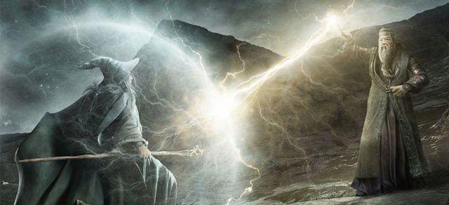 Harry Potter, il signore degli anelli