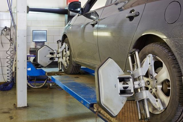 Wheel Alignment Harrison Ar Hudson Tire Battery Inc