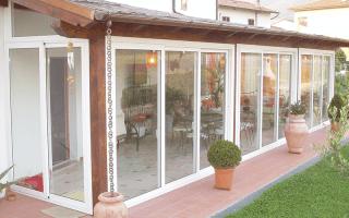 Tende Per Esterni Porte : Tende per vetrate scorrevoli stunning tende per porta tende