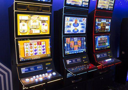tre slot machine