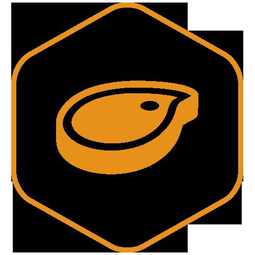 Premium meats icon
