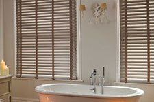 bathroom blinds