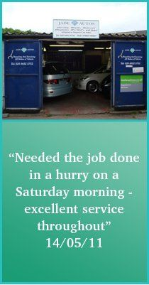 Car Repairs and Servicing - Sutton, Greater London - Jade Autos - Car Servicing