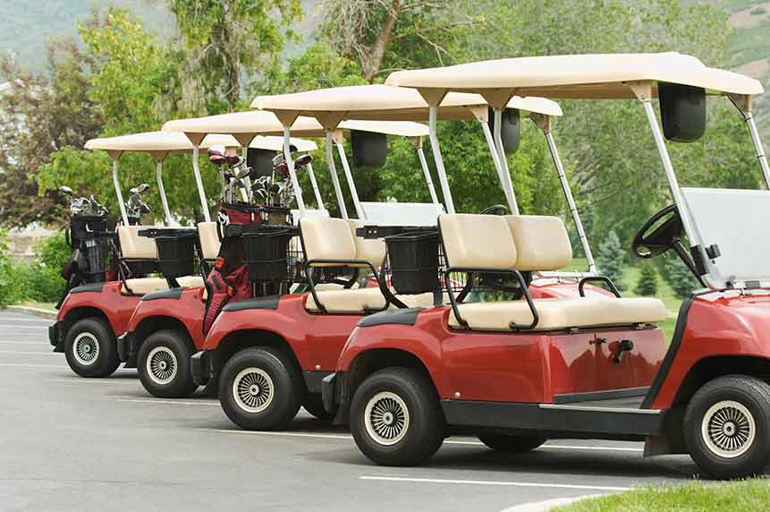3 Leading Reasons Why Electric Golf Carts Fail