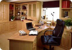 Woodwork and furniture - Wokingham, Berkshire - Creative Woodworking - Study table