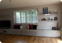 Fitted kitchens - Wokingham, Berkshire - Creative Woodworking - Furniture Designs