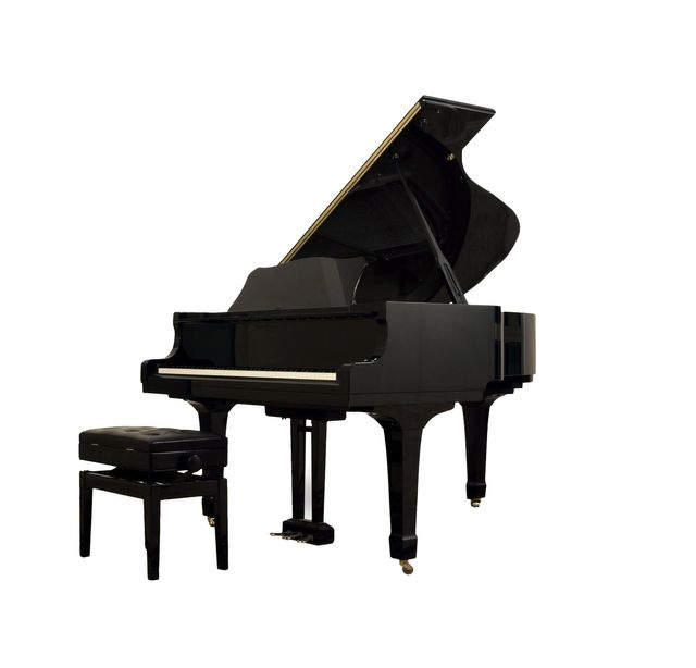Dwight's Piano Works