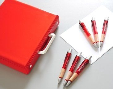 Prodotti in plastica per ufficio