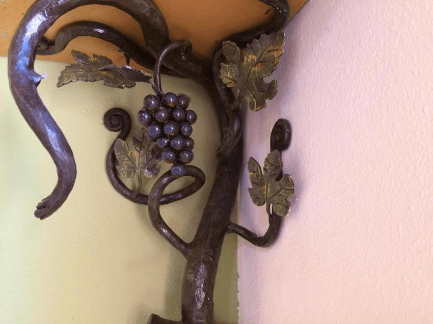 Arredi In Ferro Battuto Per Interni : Lampade in ferro sondrio ferro battuto mauro squarcini
