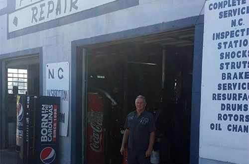 staff ready to service auto repair in High Point, NC