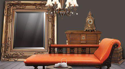 Artistic interior furniture