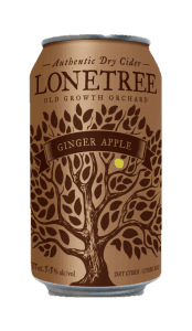 Lonetree Ginger Apple Cider can