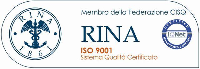 Logo membro Federezione Rina