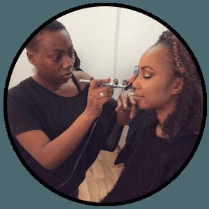 celebrity make-up artist