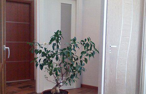 Porte di isolamento termico