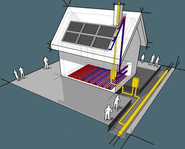 Fotovoltaico, energia verde, ristrutturazioni
