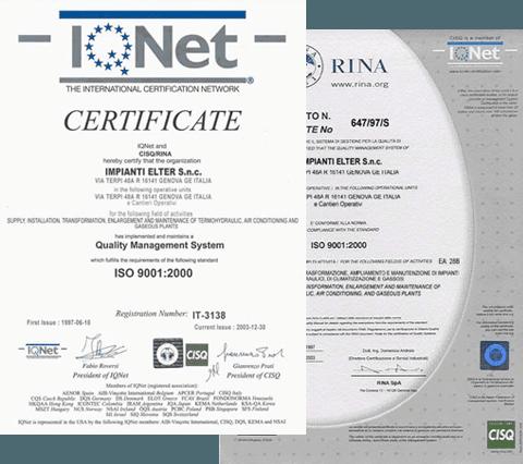 Certificazioni elettriche, impianti elettrici, ristrutturazioni