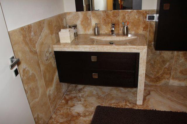 Piani bagno in marmo carbognano vt marmi da si