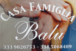 CASA FAMIGLIA RESIDENZA BALU' - LOGO