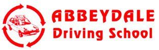 ABBEYDALE driving school logo