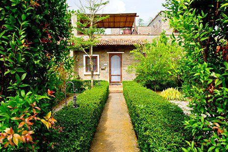 Casa con giardino a Cerveteri