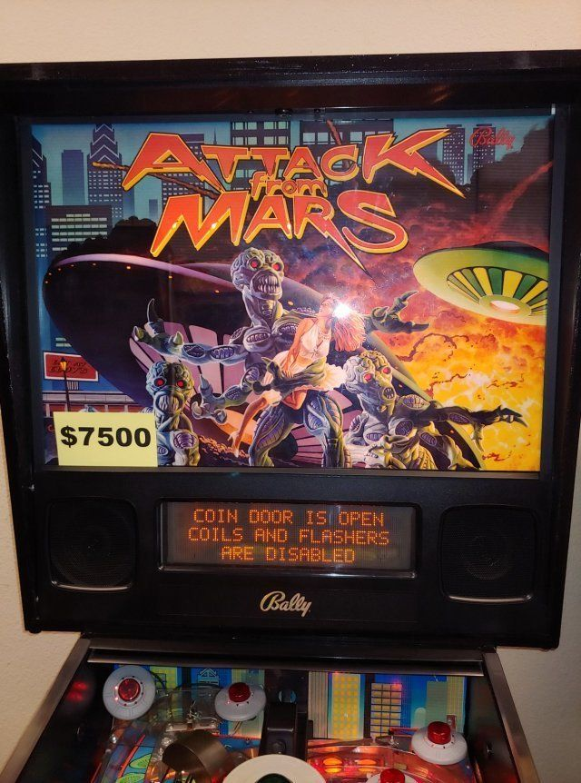 Arcade Games Machines for Sale in San Clemente