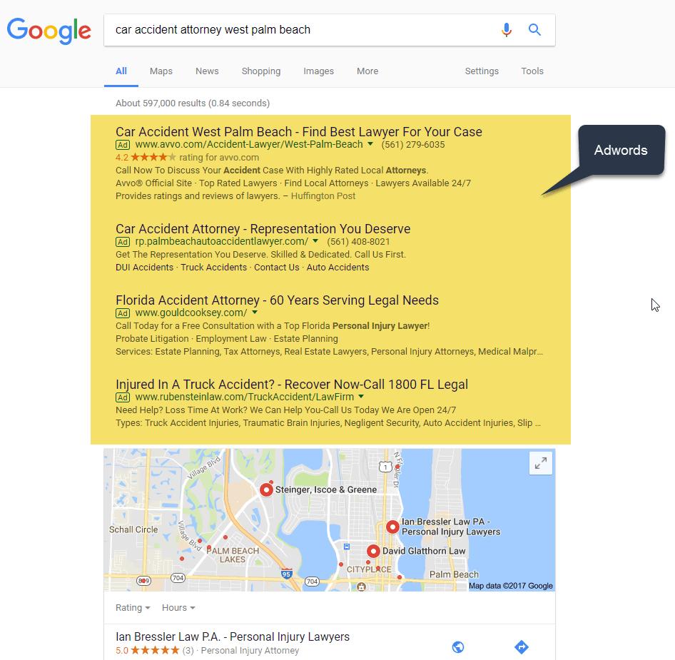 West Palm Beach Google Adwords PPC Management
