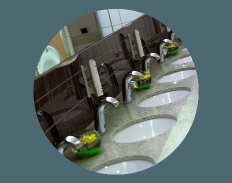 Quality washroom supplies