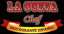 La Cueva Chef - LOGO