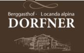 LOCANDA ALPINA DORFNER BERGGASTHOF - LOGO