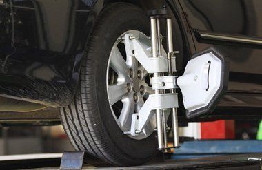 Laser Wheel Alignment In Port Talbot And Treorchy