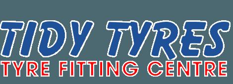 Tidy Tyres logo