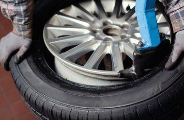 Eco tyres
