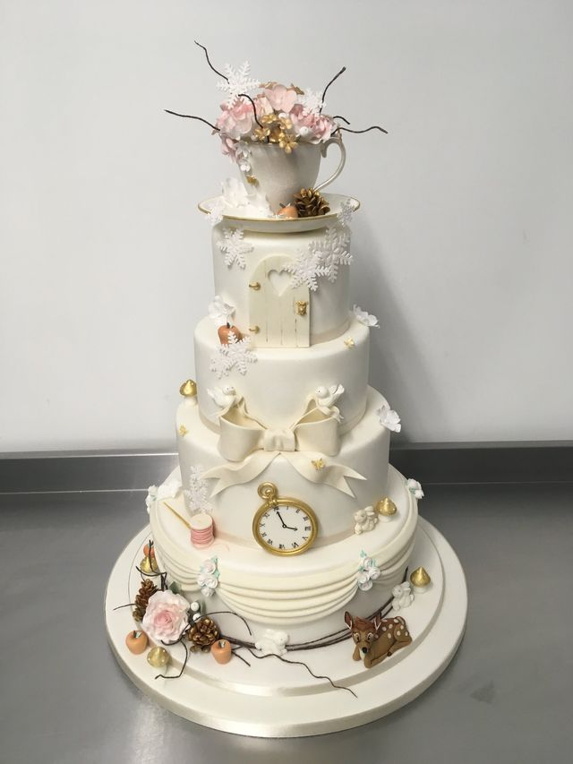 Designer Icing Bespoke Cake Designs In Scarborough