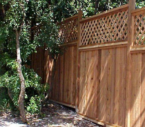 Wood Fences San Antonio Tx Chain Link Fences Pecos Fence