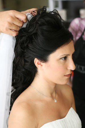 bridal and wedding hair for your special day