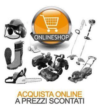 Shop online Sirer concessionaria motoseghe